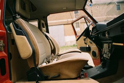 VW T3 Innen